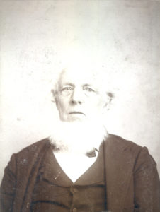 My gg-grandfather John Paine Keenan (1824-1901)